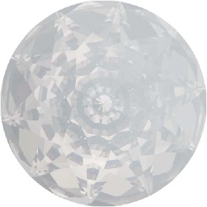 1400 18mm Dome Round White Opal