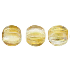 50 pack 5mm Czech Glass Melons Crystal Celsian Z0003