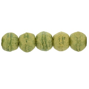 50 pk 3mm Czech English Cut Pacifica Avocado PS1005