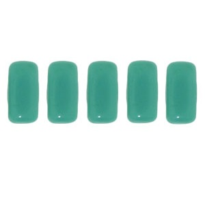 CzechMates Bricks 50 pack Persian Turquoise 6315