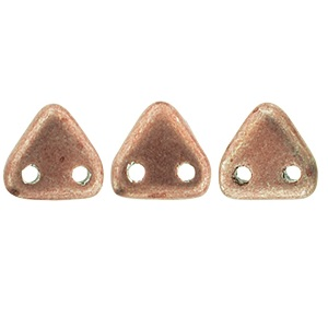 CzechMates Triangles 10 grams Sat Metallic Butterrum 04B04