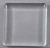 Square clear tile 36 x 36mm  Not sized for Patera