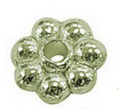 ABLNF20 A Bronze Lead and Nickel Free Daisy Spacer 100 pack