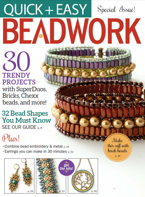 Quick and Easy Beadwork 2019