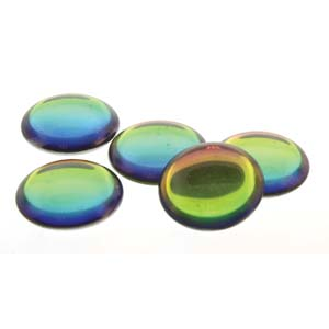 18 mm Round Cabochon Backlit Utopia 00030 28102