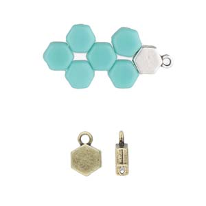 Cymbal Elements Maragas Honeycomb End Piece A Brass Plate 2 pack