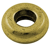 GLNF36 Antique Gold Lead and Nickel Free Washer 50 pack