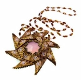 Wednesday, 19th June, 10 am-4 pm, Jean Power's Estrella Necklace
