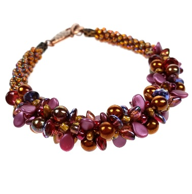 Saturday, 2nd June 10 am - 4pm 8-7 strand Kumihimo with Beads