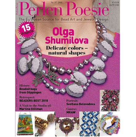 Perlen Poesie Issue 37 Summer 2018