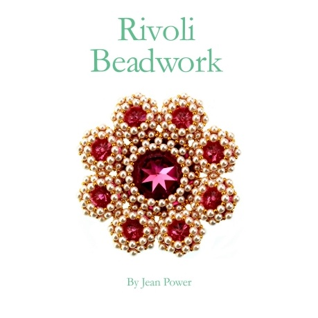 Rivoli Beadwork by Jean Power - signed copy