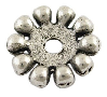 SLF54 Antique Silver Lead Free Cog 50 pack