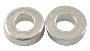 SLF74 Antique Silver Lead Free Washer 50 pack