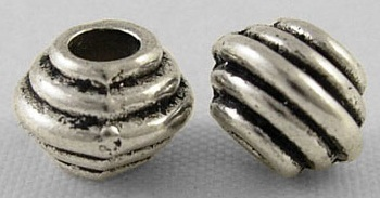 SLNF131 Lead and Nickel Free Tibetan Style Bead 36 pack