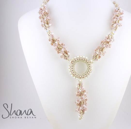 Saturday, 7th March, Shona Bevan's Helix Necklace