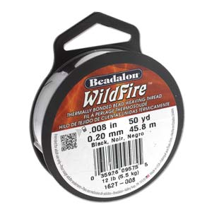 12 lb strength, 0.2 or 0.008 inch dia Wildfire 50 yds Frost