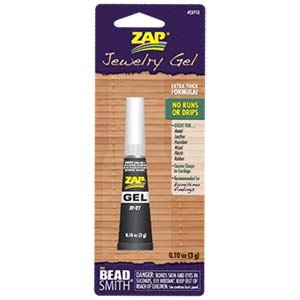 Zap Jewellery Gel 3 gram tube