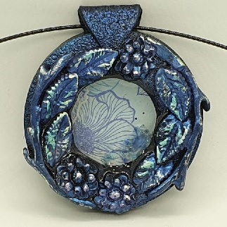 Sat, 26th September, 10 am - 3 pm, Polymer and Resin Pendants