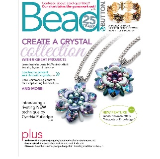 Bead and Button Magazine June 2019