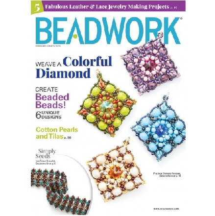 Beadwork Magazine February/March 20