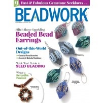 Beadwork Magazine December/January 19
