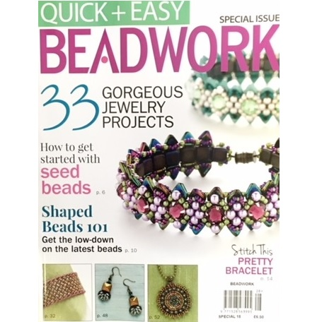 Quick and Easy Beadwork Special Issue 2018