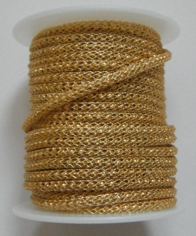 Gold wire over 2mm Gold Plated bead chain Price per 10cm