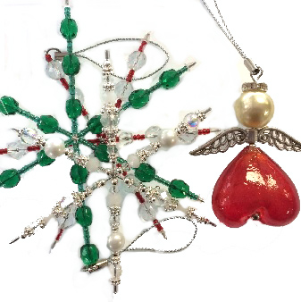 Saturday, 22nd December, 1.30 - 3 pm, tree decorations