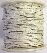 1mm Cotton Cord in cream. Price per 10 metres