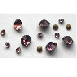 5 grams Lilac Chinese crystal Chatons 2,3,4 mm