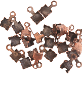 Copper Plated Connectors for 14PP Cup Chain Sold per Pair
