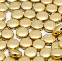 50 Pack 2 Hole DiscDuos Aztec Gold 00030 01710