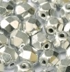 50 pack 4 mm Fire Polished Crystal Labrador Full 00030 27000