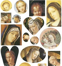 Patera Collage Sheet Madonna