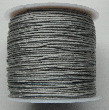 1mm Nylon Cord in grey. Price per 40 metre roll