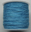 1mm Nylon Cord in sky blue. Price per 40 metre roll