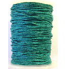 1mm Cotton Cord in pale teal. Price per 10 metres