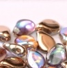 Pip Bead 30 pack Crystal Copper Rainbow 00030 98533