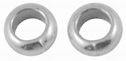 SLNF114 Antique Silver Lead and Nickel Free Washer 40 pack