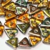 5 grams Tri Beads Crystal Magic Copper 00030 95300