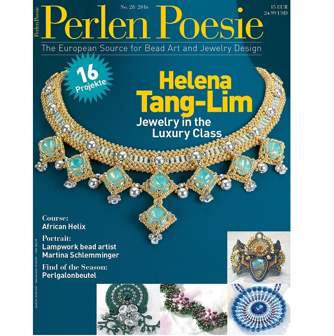 Perlen Poesie Issue 28