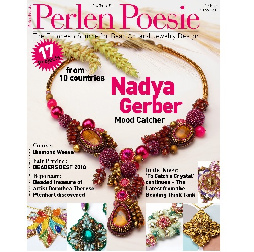 Perlen Poesie Issue 34 Autumn 2017