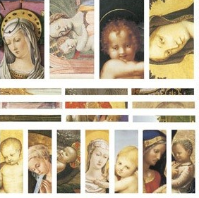 Patera Collage Sheets for Channel Beads Madonna